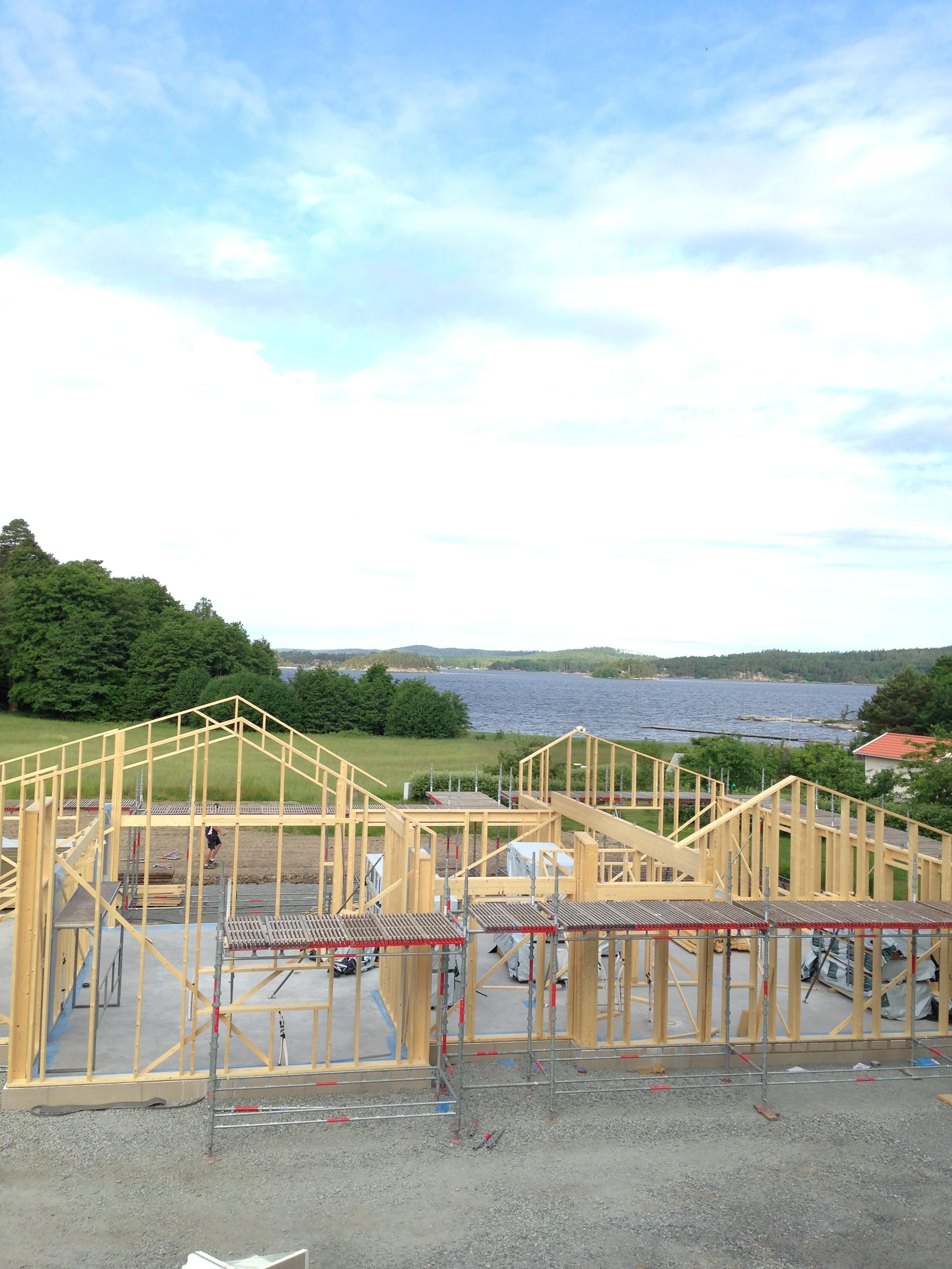 Resning enplansvilla i Alingsås